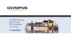 Olympus EAU Congress 2014